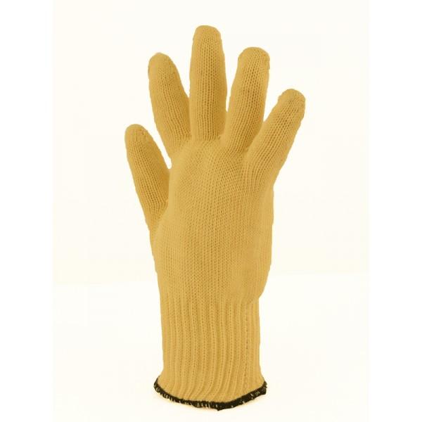 gant tricot kevlar anti chaleur venitex kpg10 jaune s curit protection loisirs. Black Bedroom Furniture Sets. Home Design Ideas