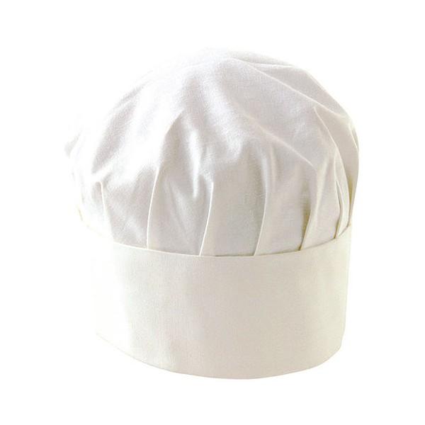 lot de 2 toques de cuisinier 100 coton lafont 9870tc3 blanc s curit protection loisirs. Black Bedroom Furniture Sets. Home Design Ideas